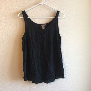 H&M Top with Cut Out Detail